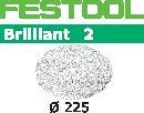 FESTOOL abrasive 25 pack, P24 grit - Dia. 225 mm