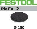FESTOOL abrasive 15 pack, S400 grit - Dia. 150 mm
