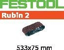 FESTOOL sandpaper 10 pack, P150 grit - 533 x 75 mm