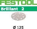 FESTOOL abrasive 10 pack, P40 grit - Dia. 125 mm