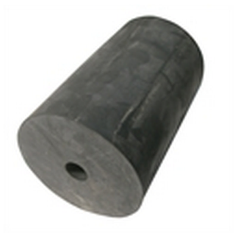 Triton Spare Rubber Drum 76mm For Spindle Sande