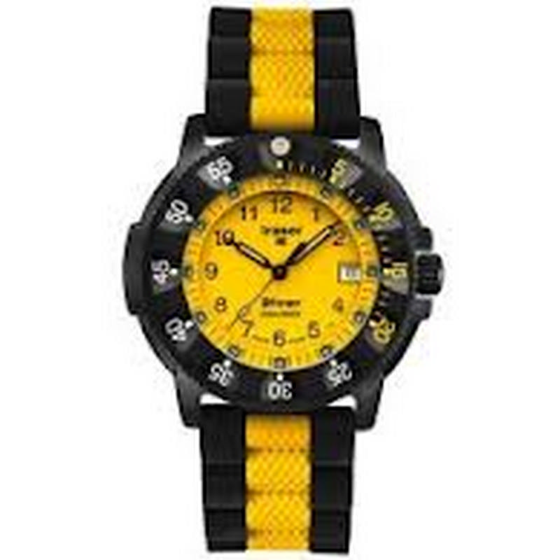 Traser P6574 Lady Diver Rubber Watch